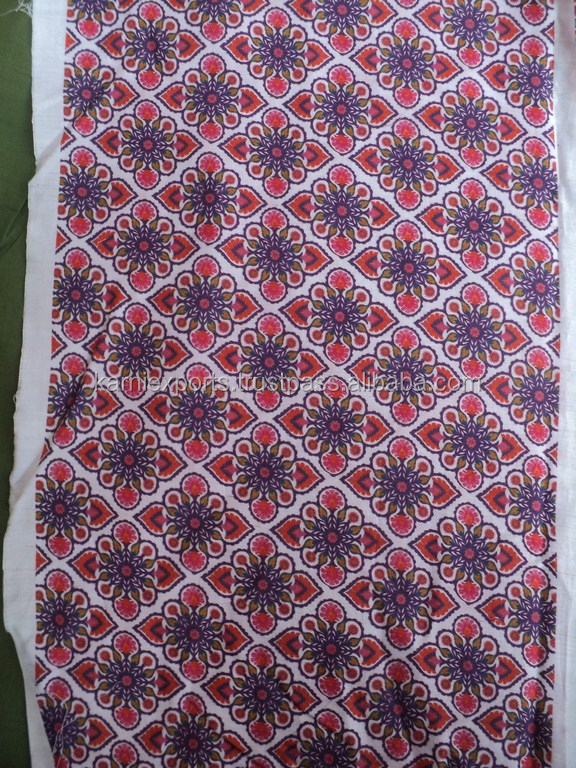 India best digital printed cotton voile fabric / 92*80 / 80*72 size fabric in digital prints