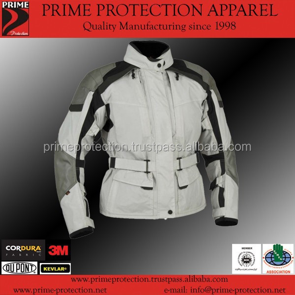 Motorcycle jackets high visibility reflective german MOTORCYCLE
