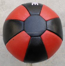 Medicine ball genuine leather ball Size 1 kg