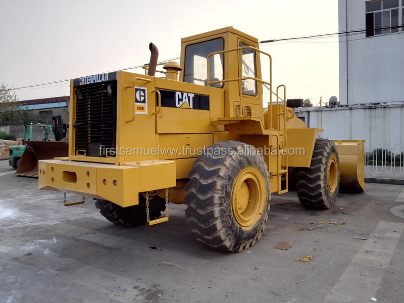 Used CAT 950E Wheel Loader