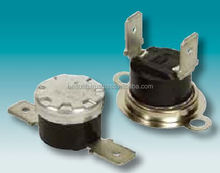 Bi-metal thermostat, automatic reset type temperature switch, PW-2