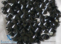 Enhanced Genuine Superb Quality Natural Black Diamonds