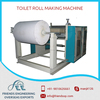 Customized Heavy Toilet Roll Making Machine of Universal Standard Available at Competitive Rate