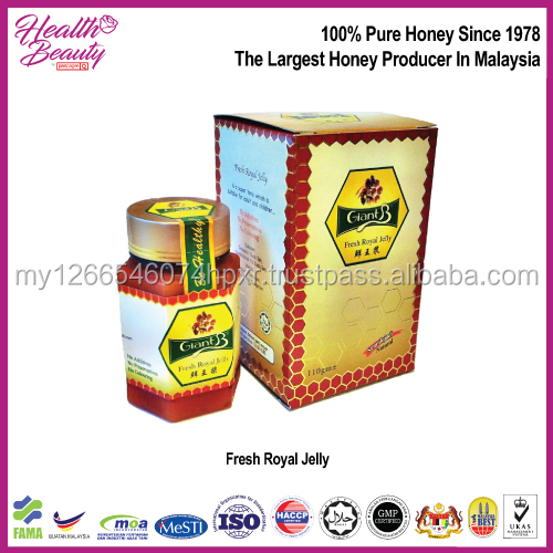 Natural & High Quality Fresh Royal Jelly - 110G