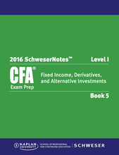 2016 CFA Level 1 Schweser Notes with 5 Voolume Full