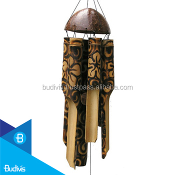 High Quality Indonesia Bamboo Wind Chime Wholesale Sourcing