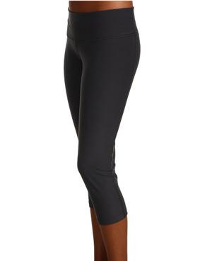 Three-Quarter yoga pant/ custom three quarter yoga Legging
