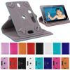 Tablet case 360 Rotate Flip Stand Cover Case For 8/9 inch Universal Tablet PC