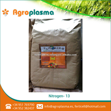 Natural & Organic Nitrogen 13 Fertilizer for Plant / Crop at Low Price