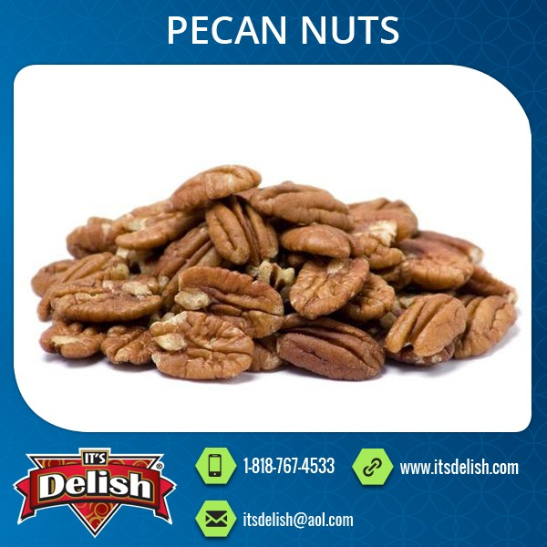 Reputed Supplier of Superior Quality Organic Pecan Nuts