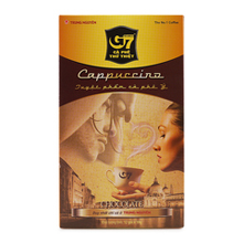 Vietnam Instant Cappuccino Coffee G7 Brand