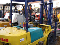 japan mitsubishi 2.5t 3t 5t 8t 10t 15t diesel forklift new arrival in china