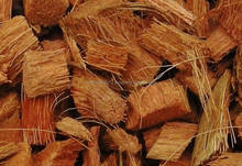 Coir chips for handicrafts