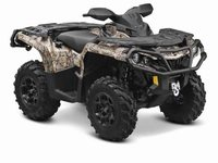 USED 2015 CN-AM OUTLANDER XT 1000 CAMO