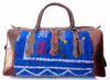 Attractive Handmade Genuine Leather Travel Bag