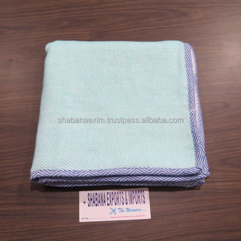 Two layer baby swaddling wraps feeding blanket muslin infant swaddle toodler blankets