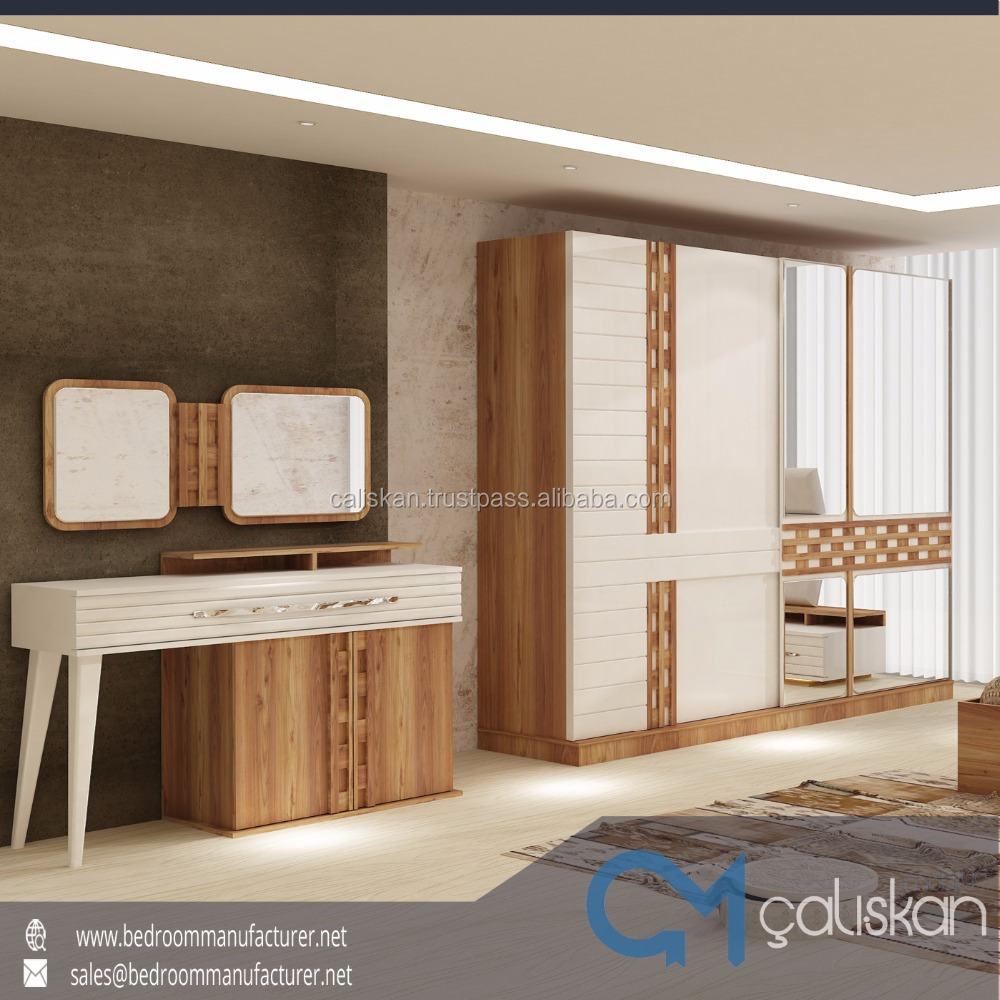 Silver Bedroom Furniture Set New 2017 Design Turkish