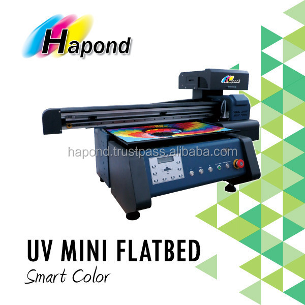 UV Flatbed Printer - UV MINI FLATBED