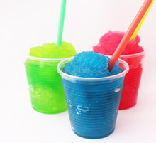 Slush concentrate, slush powder