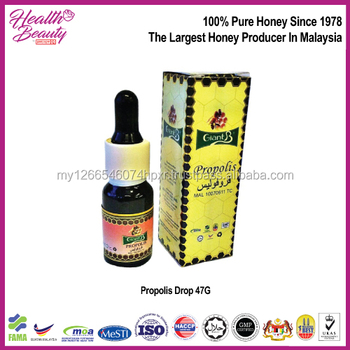 Natural & High Quality Bee Propolis Liquid In Malaysia