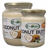 500ml - COCONUT BUTTER - also called Coconut Puree & Creamed of Coconut, made of matured coconut & 100% natural