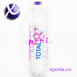 TOTAL 8+ Mineral Water 1L | Indonesia Origin