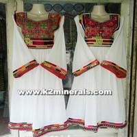 Cowry nomad afghan clothing fashion vintage dress yo