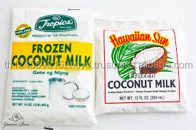 TOP QUALITY COCONUT MILK