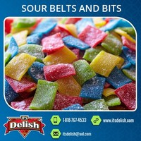 Widely Demanded Sour Belts with Mouthwatering Aroma