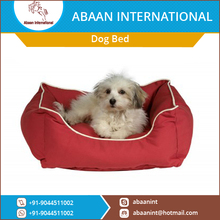 Beautiful and Comfy Pet Dog Bed with Soothing Fragrance at Wholesale Price