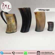 Unique Handcrafted Ox Horn Viking drinking horns Full Range