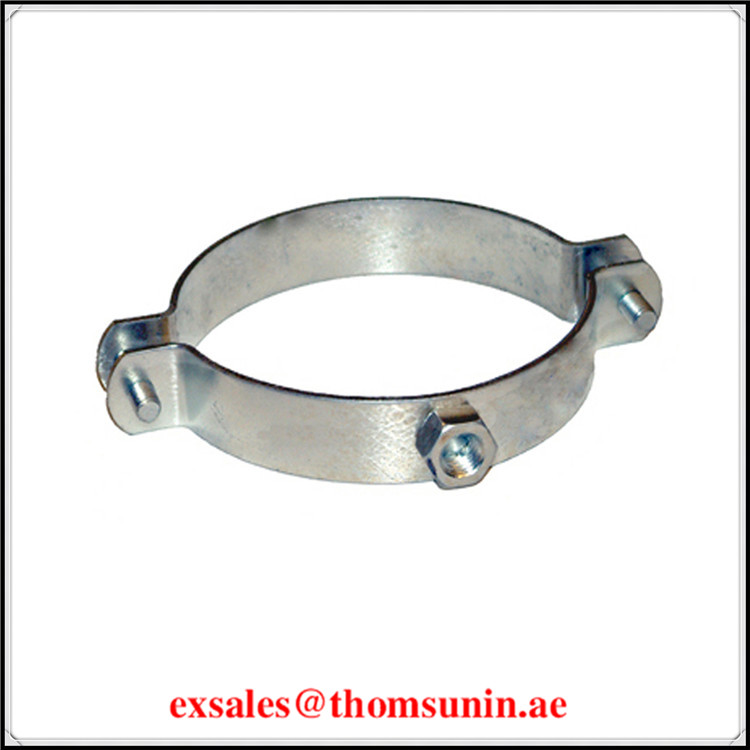 unlined suspended pipe clamps in UAE best quality UL listed