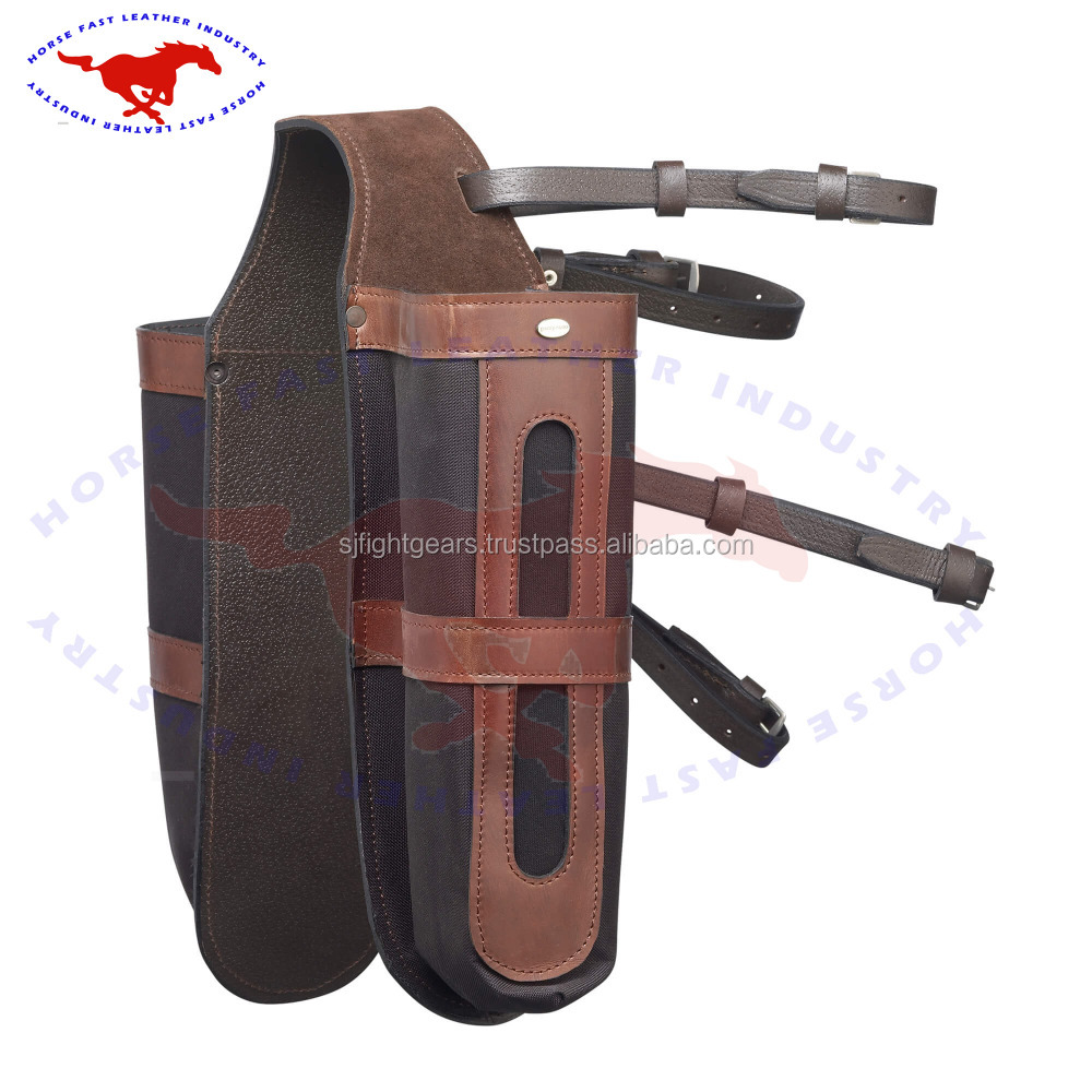 Polo Leather Umpire Ball Carrier