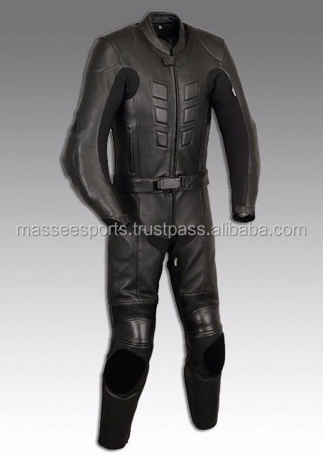 Fiat Racing Leather Boys Motorbike Suits