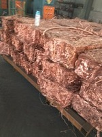 High Quality Copper Wire Scrap 99.99% Copper Scrap