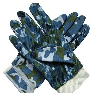 Navy style Military- police- gloves
