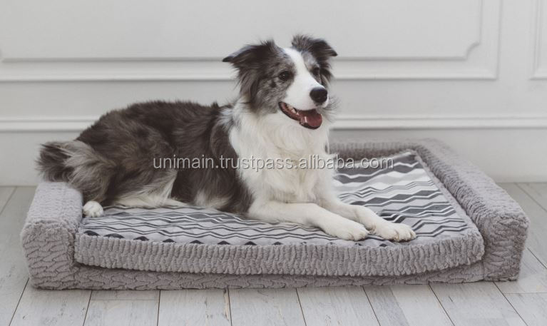 Luxurious Dog Mattress Cozy High Density Memory Form Set High Quality Dog Mat