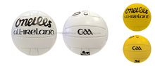 GAA Gaelic Footballs / O'Neills All Ireland white and yellow colors football
