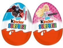 Sweet Kinder Surprise Chocolate Kinder Egg