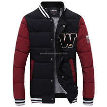 Custom Varsity Jackets / Baseball College Jackets / Quilted Street wear wool Jacket From Paces ports