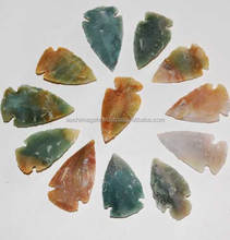 Wholesale 2 inches Indian agate arrowheads