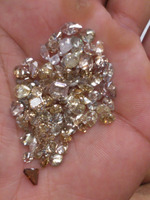 Mix Fancy shape marquise RBC Untreated natural diamond