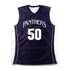 Customized Youth Sublimated Basketball jersey/ Basketball singlet