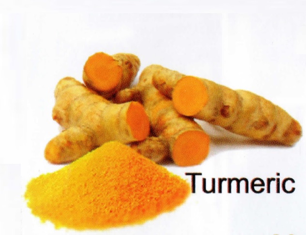 All Natural Spray Dried Turmeric Powder