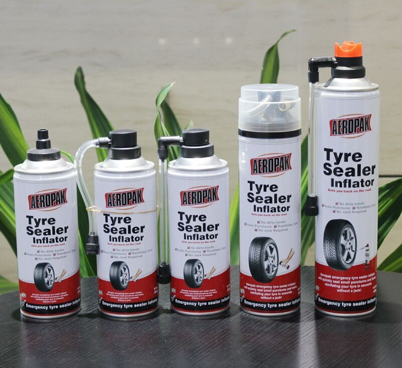 I-like good quality Tyre Sealer and Inflator after punture