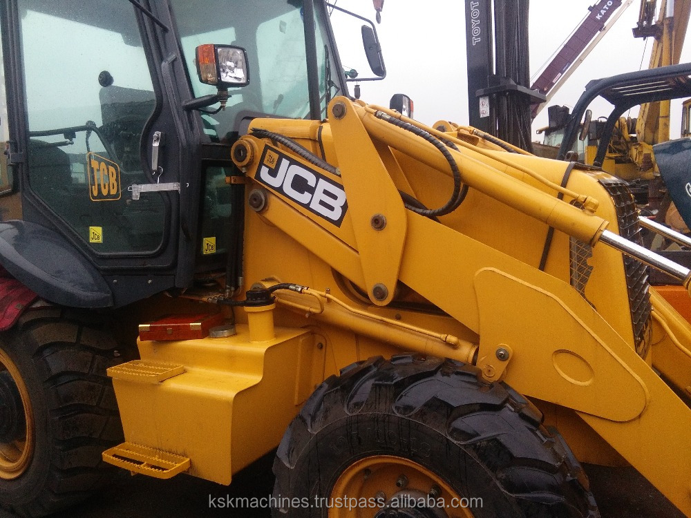 Best price Shanghai Used Excavator JCB