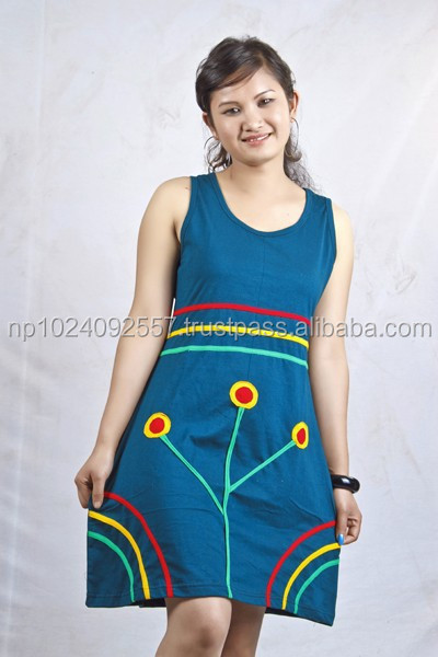 Tunics/Nepal/Skirts/Dresses/Girls/Kurta/Tops / All Color/K 6