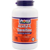 Now - Acetyl-L Carnitine