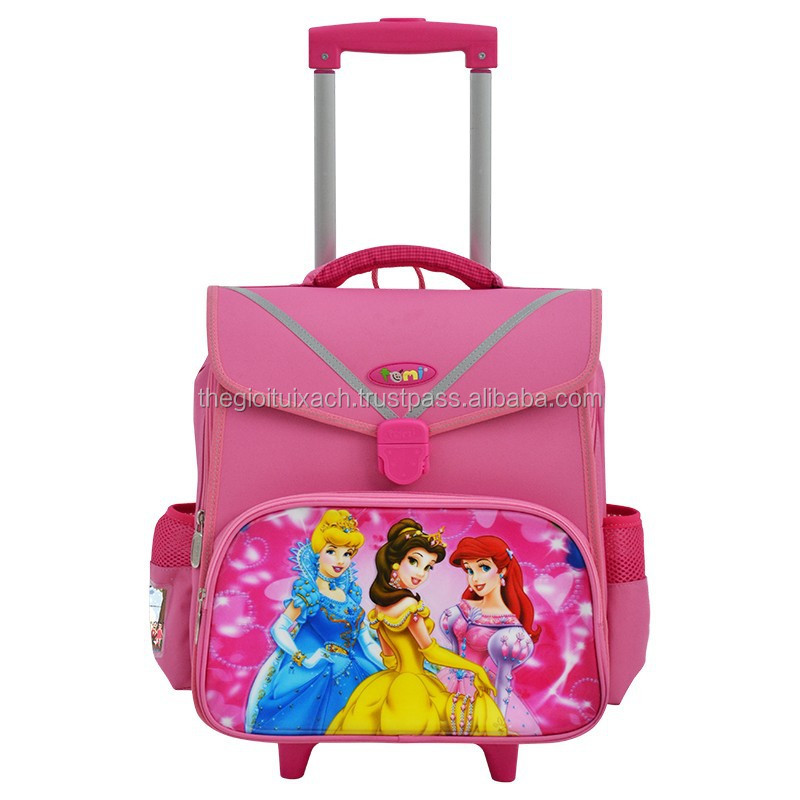Future 3B backpack school trolley bag