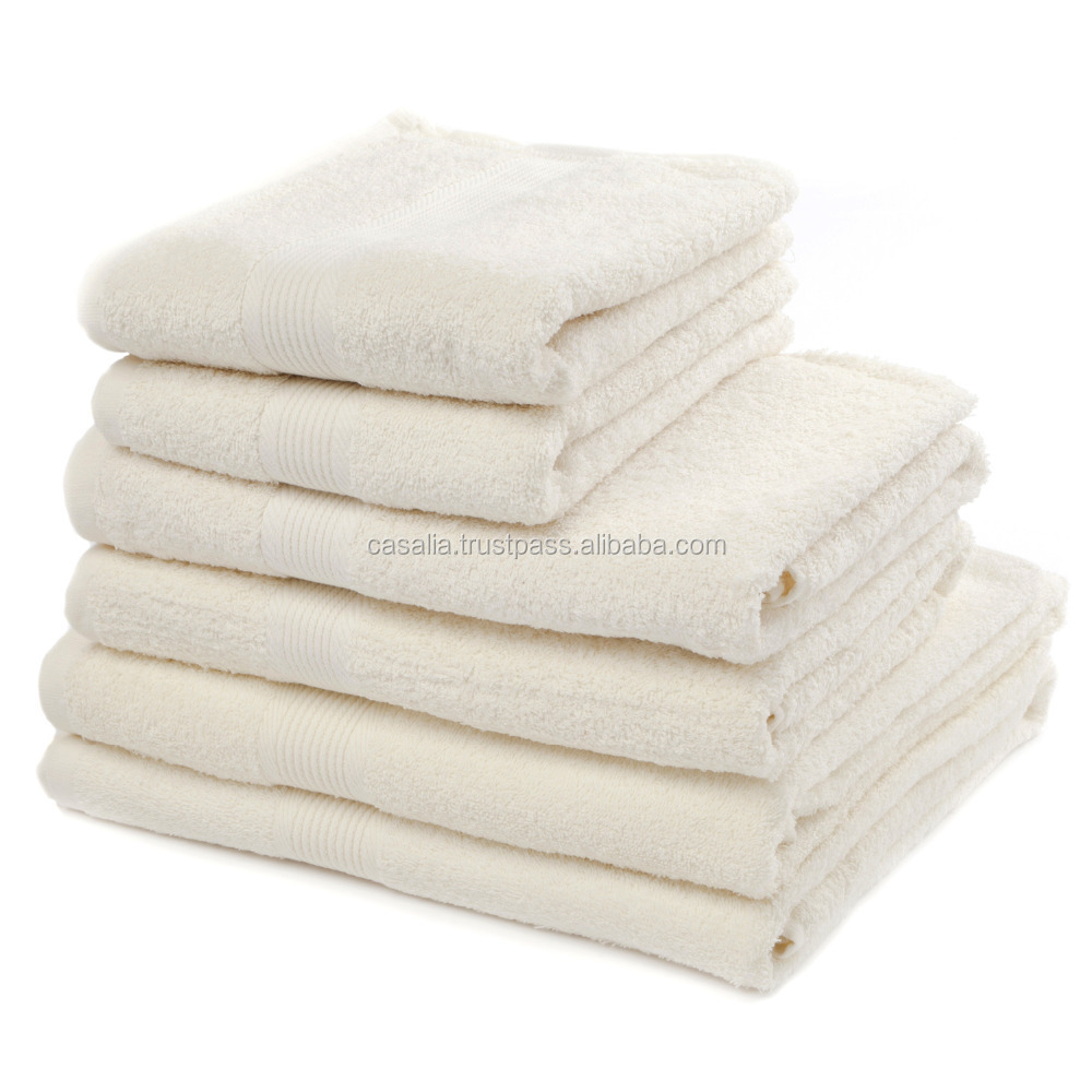 Luxury 100% cotton Hotel Towel, Bath Towel, Terry Towels Made in Vietnam